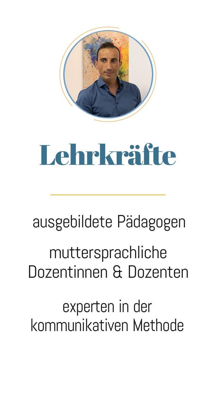 Professionelle Sprachlehrer bei Eloquentia in Stuttgart
